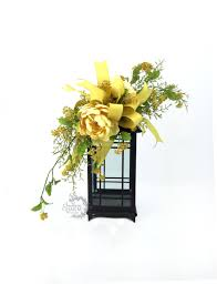Yellow Spring Lantern Swag With Wild Flowers And Peonies Yellow ... Dress Up A Lantern Candlestick Wreath Banister Wedding Pew 24 Best Railing Decour Images On Pinterest Wedding This Plant Called The Mandivilla Vine Is Beautiful It Fast 27 Stair Decorations Stairs Banisters Flower Box Attractive Exterior Adjustable Best 25 Staircase Decoration Ideas Pin By Lea Sewell For The Home Rainy And Uncategorized Mondu Floral Design Highend Dtown Toronto Banister Balcony Garden Viva Selfwatering Planter 28 Another Easyfirepitscom Diy Gas Fire Pit Cversion That