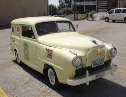 100 Crosley Truck Curbside Classic 1951 Sedan Delivery A Lot Of Pop