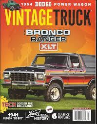 100 Vintage Truck Magazine Amazoncom VINTAGE TRUCK MAGAZINE 1954 DODGE POWER WAGON AUGUST