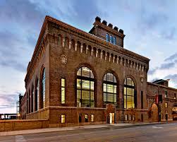 100 Architectural Design Office Cannon St Louis Power House Cannon