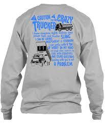 100 Alan Farmer Trucking Amazoncom Im That Crazy Trucker T Shirt I Like T Shirt