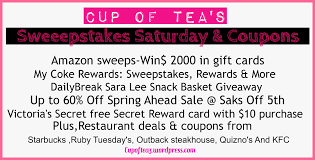 KFC | Cup Of Tea Ruby Tuesday Of Minot Posts North Dakota Menu Free Birthday Treat At Restaurant Giftout Olive Garden Coupons Coupon Code Promo Codes January 20 Appetizer With Entree Purchase Via Savvy Spending Tuesdays B1g1 Free Burger Coupon On 3 Frigidaire Filter Code Vnyl Amtrak Codes April 2018 Tj Maxx Wwwrubytuesdaycomsurvey Win Validation To Kfc Cup Tea Save Gift Cards For Fathers Day Flash Sale Burger Minis 213 5 From 11