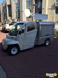 Electric Powered Food / Beverage Truck For Sale In California - 2 ...