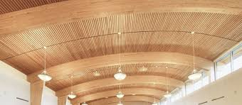 woodworks linear ceiling and wall systems by armstrong office