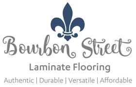 Bourbon Street Laminate Logo