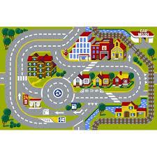 tapis de jeux voitures tapis circuit voiture city modular achat vente tapis de jeu