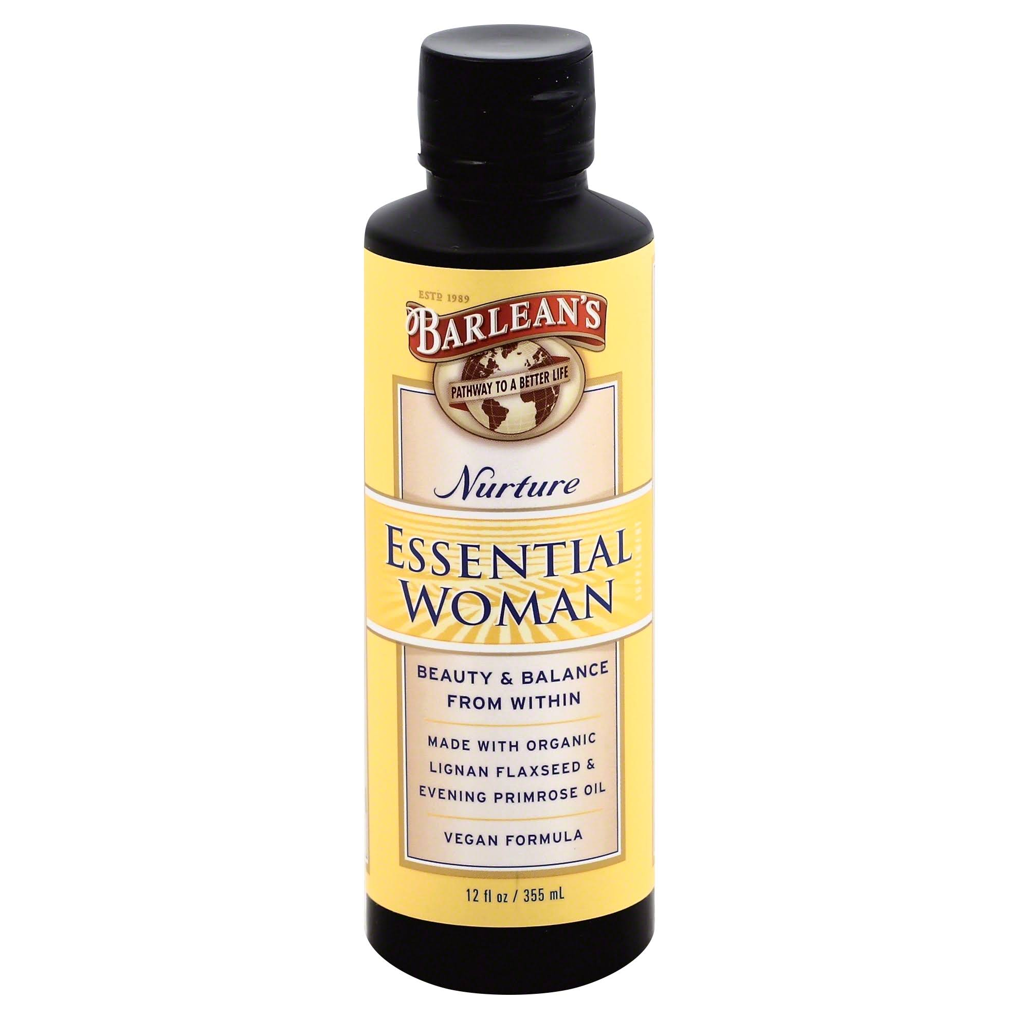 Barlean's Organic Oils The Essential Woman - 12 Oz