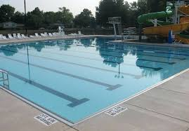 Olympic Size Pool Dimensions Swimming Depth