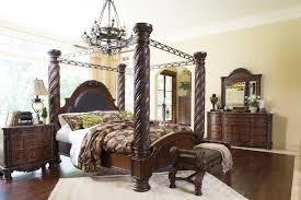 Huey Vineyard Queen Sleigh Bed by Huey Vineyard 6 Piece Queen Bedroom Set By Ashley Furniture