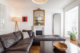 World Market Khaki Luxe Sofa by Paris Vacation Apartment Rental Voltaire 7510400305933 Haven In