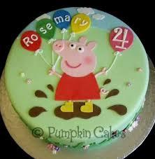 gâteau d anniversaire peppa pig