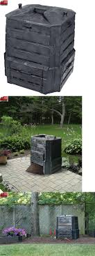 Garden Compost Bins 181023: Compost Bin Kitchen Composter ... Backyard Compost Bin Patterns Choosing A Food First Nl Amazoncom Garden Gourmet 82 Gallon Recycled Plastic Vermicoposting From My How To Make Low Cost Compost Bin For Your Garden Yard Waste This Is Made From Landscaping Bricks I Left Spaces Wooden Bins Setting Stock Photo 297135617 25 Trending Ideas On Pinterest Pallet Root Cellars Rock Diy Shop Amazoncomoutdoor Composting Backyards As And