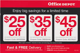 fice Depot Coupons Discount fers