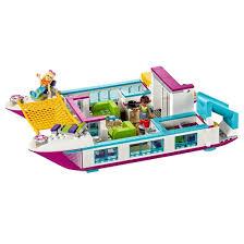 lego friends sunshine catamaran 41317 target