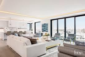 100 Corona Del Mar Apartments SPECTRUM ARCHITECTURE Luxe Interiors Design