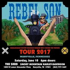 The Shed Maryville Tn Concert Schedule by Rebel Son Rebelsonband Instagram Photos And Videos