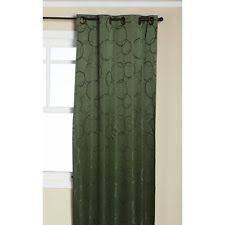 polyester circles modern curtains drapes valances ebay