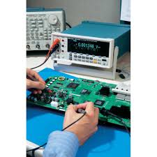 Bench Dmm by Bench Multimeter Digital Tektronix Dmm4050 Calibrated To