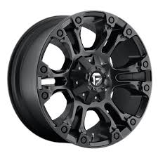 Fuel F-150 Vapor Wheel 20