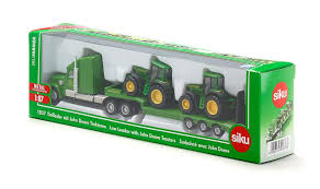 Siku - 1:87 Scale - Low Loader With John Deere Tractors: Siku ... Original John Deere Toys Tool Storage Us 2011 Delta Pro Truck Box Other Fort Scott Trading Post New Work Truck Organizer Provides Onthego Storage Solution Farm All About Harvest Photo Contest Cervus Equipment 5560 Series Quick Fit Lower Cab Kit Tractor Amazoncom Ertl Harvesting Set 164 Scale Games Chopper Box V10 Fs17 Farming Simulator 17 Mod Fs 2017 41l John Deere Cooler Waeco Online Auction 2005 1895 1910 Air Drill And More 116 Big Tandem Forage Wagon Comparison Husqvarna Gt48dxls Compared To Page 3