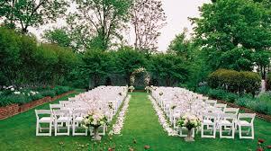 Top 6 Garden Wedding Venues Florida Davis Island