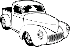 Car Black And White Vintage Clipart Clipartfox