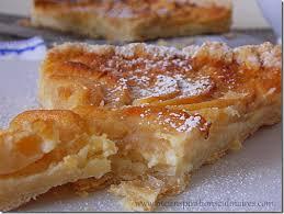 dessert aux pommes rapide tarte aux pommes alsacienne facile le cuisine de samar