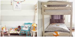 Norddal Bunk Bed by Our Nest In The City Three To A Room Update And Bunks