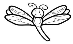 Dragonfly Coloring Page Unique Pages Top Ideas Cute