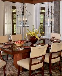 Quoizel Double Chandeliers Traditional Dining Room New York Pertaining To Property Decor
