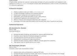 Good Computer Skills Resume Example For Templates Proficient Sample Sensational