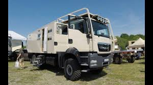 100 Expedition Trucks MAN Double Cab Mega Camper Expedition Luxus Vehicle Walkaround YouTube