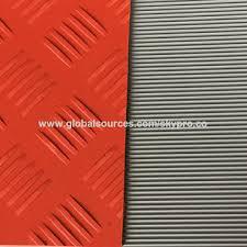 China Heavy Duty Rubber Floor Mat