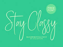 Hand Lettering Fonts – Search Results – Freebie Supply
