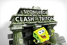 Spongebob That Sinking Feeling Top Sky by Spongebob And The Clash Of Triton Encyclopedia Spongebobia
