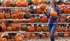Pumpkin Festival Keene Riot by White People And Pumpkins A History