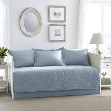 laura ashley felicity breeze blue 5 piece daybed set free