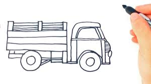How To Draw A Truck | Truck Easy Draw Tutorial - YouTube How To Draw Garbage Truck Coloring Page To Color An F150 Ford Pickup Step By Drawing Guide Refrence A Monster Brnemouthandpooleco 28 Collection Of High Quality Free Cool Trucks Gallery Art New Easy A Tattoo Tattoos Pop Culture Free Big Rig Pencil For Kids Hub Man Really Tutorial In 2018