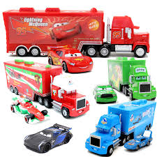 100 Lightning Mcqueen Truck Detail Feedback Questions About 155 Disney Pixar Cars 2 3 Diecasts