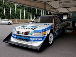Peugeot 405 T16 GR Pikes Peak photos Gallery with 4 pics