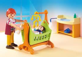 playmobil chambre bébé chambre de bébé 5304 playmobil