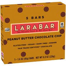 Larabar Gluten Free Bar Mint Chip Brownie 1 6 oz Bars 5 Count