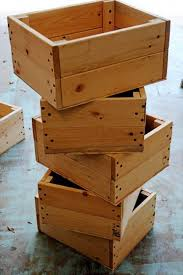 Best 25 Pallet Crates Ideas On Pinterest Rack Shelf Pallet
