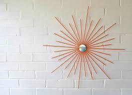 Amusing Mid Century Modern Metal Wall Art Images Decoration Ideas
