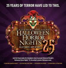 Halloween Horror Nights Frequent Fear Pass by 4 Biggest Unsolvable Problems Of Halloween Horror Nights