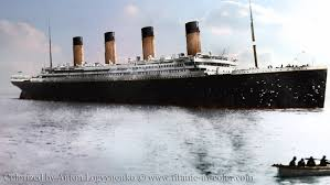 Sinking Ship Simulator The Rms Titanic by Titanic In Color Titanic In Color Pinterest Titanic And
