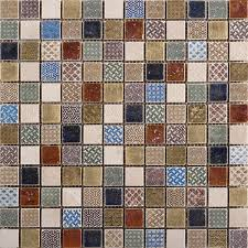 indoor mosaic tile wall marble colored ancient l antic