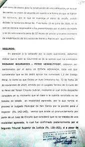 Carta Poder Caja Los Andes