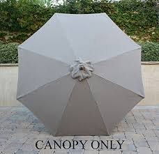 Top 5 Best Garden Umbrella Canopy For Sale 2016