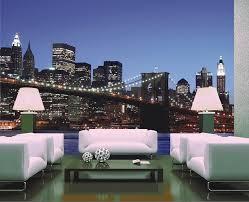 schöne fototapete new york ny wandbilder wandgestaltung